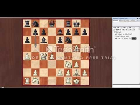 Catalan opening - mainline (with 4....Be7)