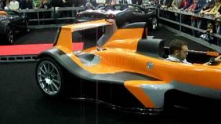 Caparo T1 2009 Videos