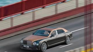 53 000 megapixel photo !!! Bentley uses NASA technology to take photo on £275k Mulsanne