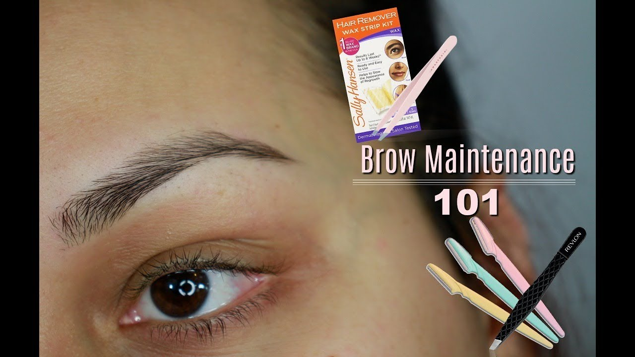 images Eyebrow Waxing 101: At-Home Tips and What to Expect at theSalon