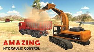 Heavy Excavator Simulator PRO Android Gameplay screenshot 2