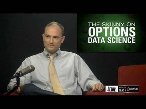 Professional Trading Spreadsheet | Skinny on Options: Data Science