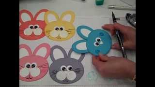 Repeat youtube video Oval Framelits Bunny Card