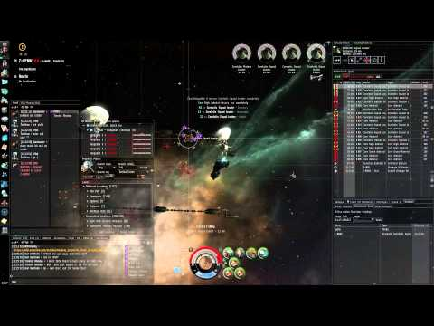 EVE Online - PVE - DED 7/10 - Deadspace Complex with Proteus