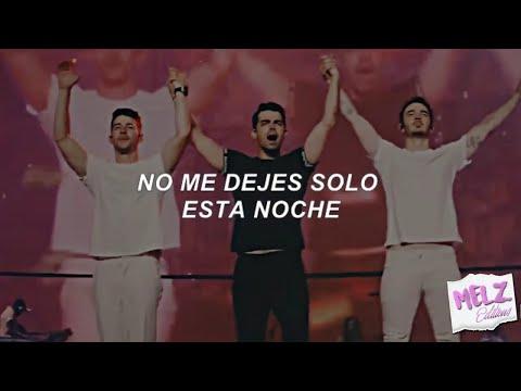 Jonas Brothers - X (Traducida al español) / ft Karol G