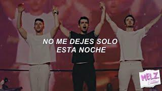Jonas Brothers - X  Traducida Al Español  / Ft Karol G