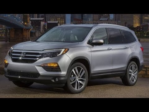 2020 HONDA PILOT REDESIGN | THE BEST OPTION FOR YOUR FAMILY