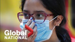 Global National: Feb. 29, 2020 | Canadian humanitarians detained in Ethiopia, U.S. coronavirus death