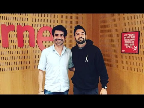 Yerai Street Workout - Entrevista en Radio Nacional de España - Calistenia
