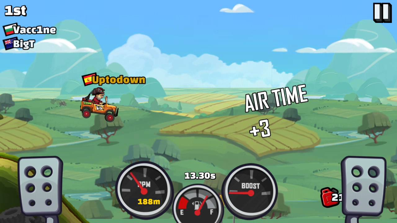 Hill Climb Racing 2 Android Gameplay - YouTube
