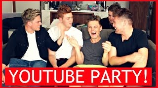 ULTIMATE YOUTUBE PARTY CHALLENGE