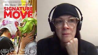 Gambar cover Filmmaker Jennifer Reeder talks about Directing SIGNATURE MOVE - UVU CineSkype