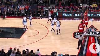|庫里九大超遠三分 整個籃球場都是他的射程|