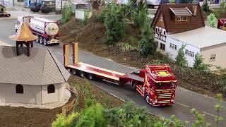 RC-Trucks Faszination Modellbau Friedrichafen 2018
