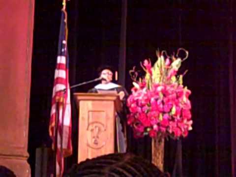 Dr. Dorothy Cotton-2014 High School Graduation Keynote Speaker