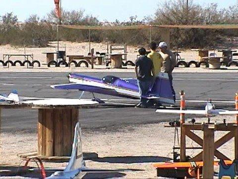 Yuma Giant RC Air Show Feb 16, 2008