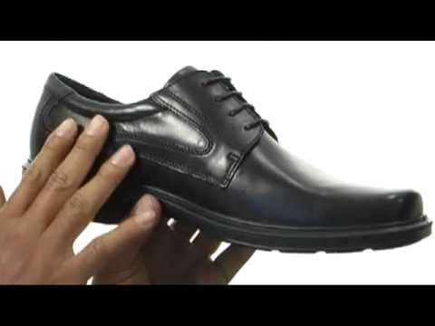ECCO Helsinki Plain Toe SKU  7668387 - YouTube 9c552f485500