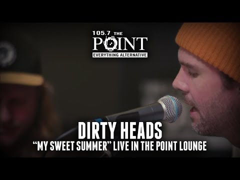 Dirty Heads - My Sweet Summer (acoustic) LIVE in the Point Lounge