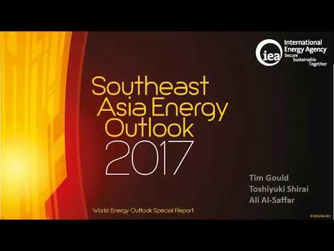 Webinar : Southeast Asia Energy Outlook 2017