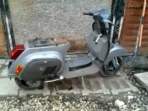 vespa pk 50 xl purimatic elestart youtube. Black Bedroom Furniture Sets. Home Design Ideas