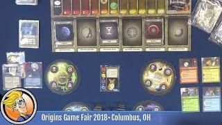 Cowboy Bebop: Boardgame Boogie — game preview at Origins 2018