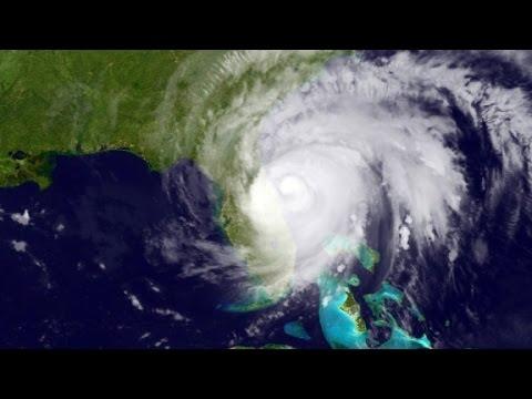Georgia, South Carolina bracing for hurricane