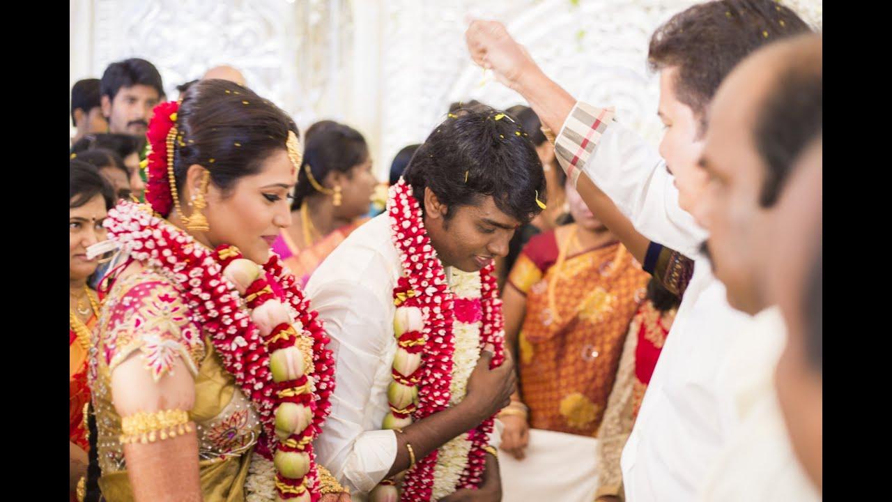 Director Atlee Priya Marriage