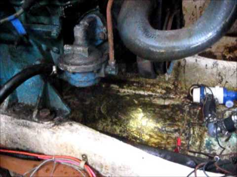 Degreasing Engine Compartment