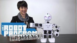 The Robot Program Challenge - Recipes for Robots Challenge