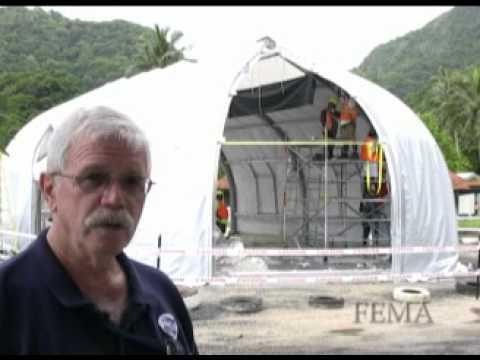 Temporary School Buildings in American Samoa