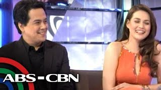 The Buzz: John Lloyd says Angelica is his girlfriend