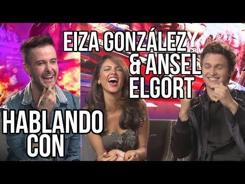 Platicando con Eiza Gonzalez y Ansel Elgort / Baby Driver en Mexico / Juanjo Herrera