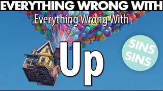 """Everything Wrong With """"Everything Wrong With Up In 16 Minutes Or Less"""" In 9 Minutes Or Less"""