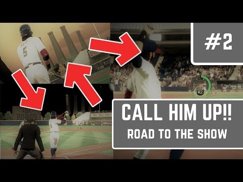 CALL HIM UP ALREADY!! MLB The Show 17 | Road To The Show