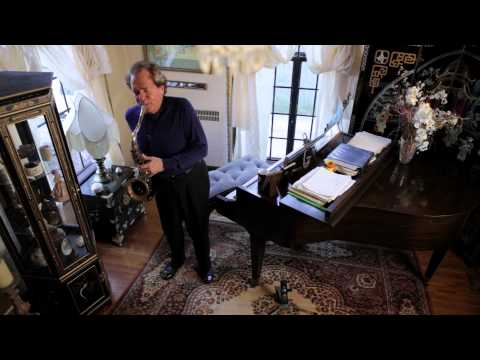 Saxophonist - Ernie Krivda