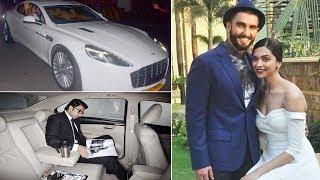 रणवीर सिंह का लग्जरी कार कलेक्शन देखकर आपके होश उड़ जायेंगे   Ranveer Singh Car Collection