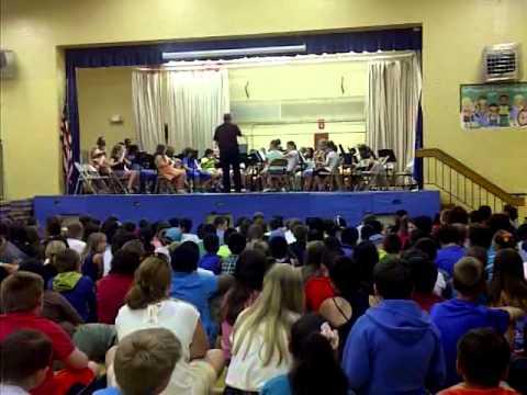 parker farms school band concert