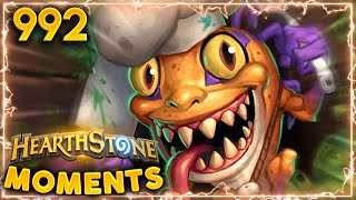 SUCH A DIFFICULT DECISION | Hearthstone Daily Moments Ep.992
