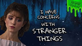 Stranger Things has some bad politics in it