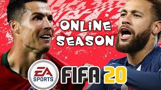 Fifa 20 - Fifa Online Co-Op Seasons! Blitzwinger & Gamer!