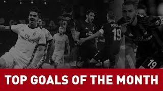 Video TOP GOALS OF THE MONTH: MARS  |  Milan Actu HD download MP3, 3GP, MP4, WEBM, AVI, FLV Oktober 2018