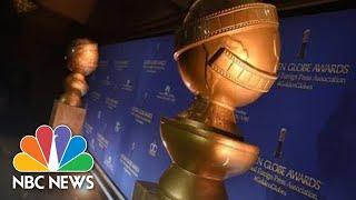 Golden Globe Nominations Announced | NBC News (Live Stream Recording)