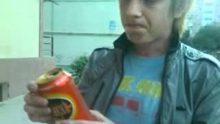 видео Алкогольный энергетик Strike (Cтрайк), вред энергетического напитка