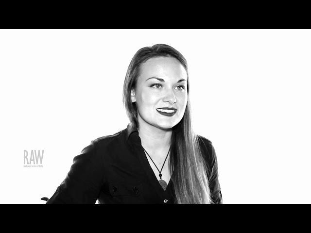 RAW Artist Interview - Holiday RAWk Crystal Lee Morgan