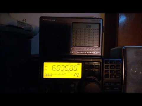 Radio Bhutan-Dzongkha 6035KHz of Thimpu, Bhutan - 18FEV2017 01:38 utc
