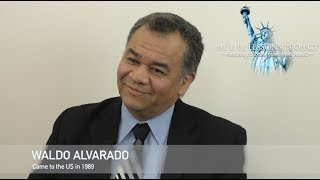 My Life Lessons Projects Featuring Stories from Immigrants - Meet Waldo Alvarado