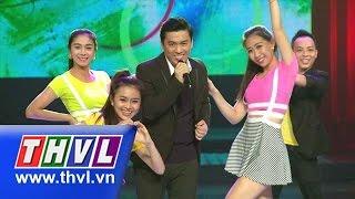 THVL | Cười xuyên Việt (tập 8) - Vòng chung kết 6: Hơn một tình yêu - Lam Trường