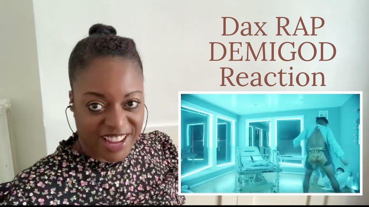 Download Dax - RAP DEMIGOD - Official Music Video 🇬🇧 (Reaction) #dax