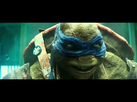 Teenage Mutant Ninja Turtles Movie Trailer