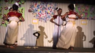 Dancing for Chethi Mandaram Thulasi